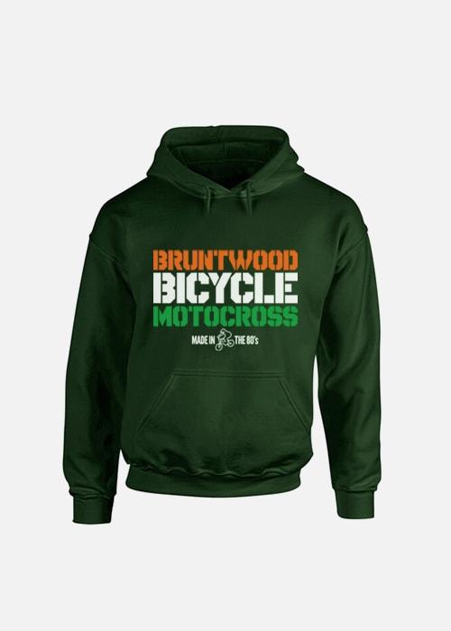 Bruntwood Park BMX Club Junior Hoodie