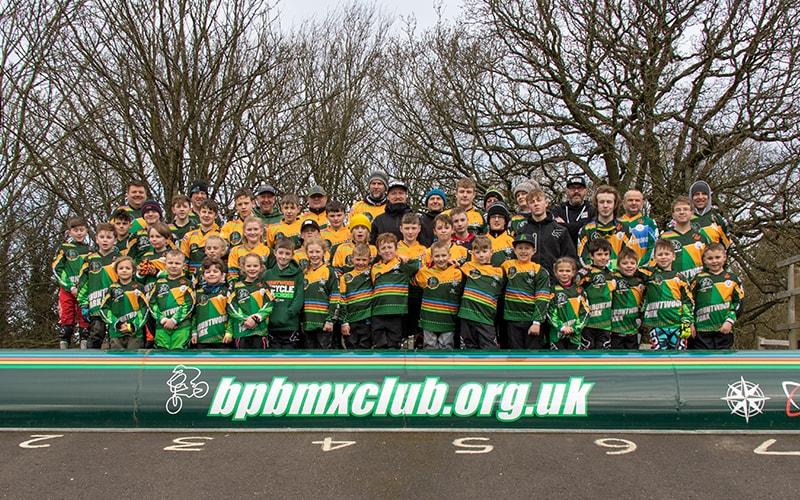 Bruntwood Park BMX Club Team
